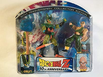 Tien Shinhan action figures